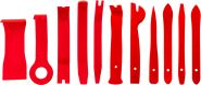 AURTS11 Набор приспособлений для демонтажа декоративных панелей салона автомобиля, 11 предметов