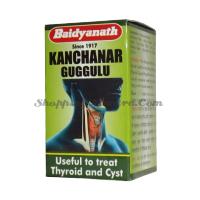 Канчнар Гуггул Байдьянатх | Baidyanath Kanchnar Guggulu