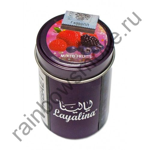 Premium Layalina 50 гр - Mixed Fruits (Микс фруктов)