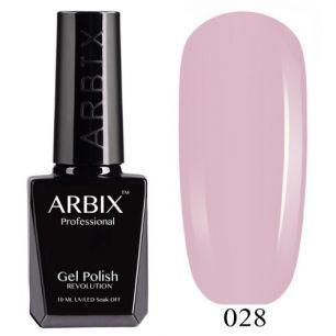 Гель лак  ARBIX № 28