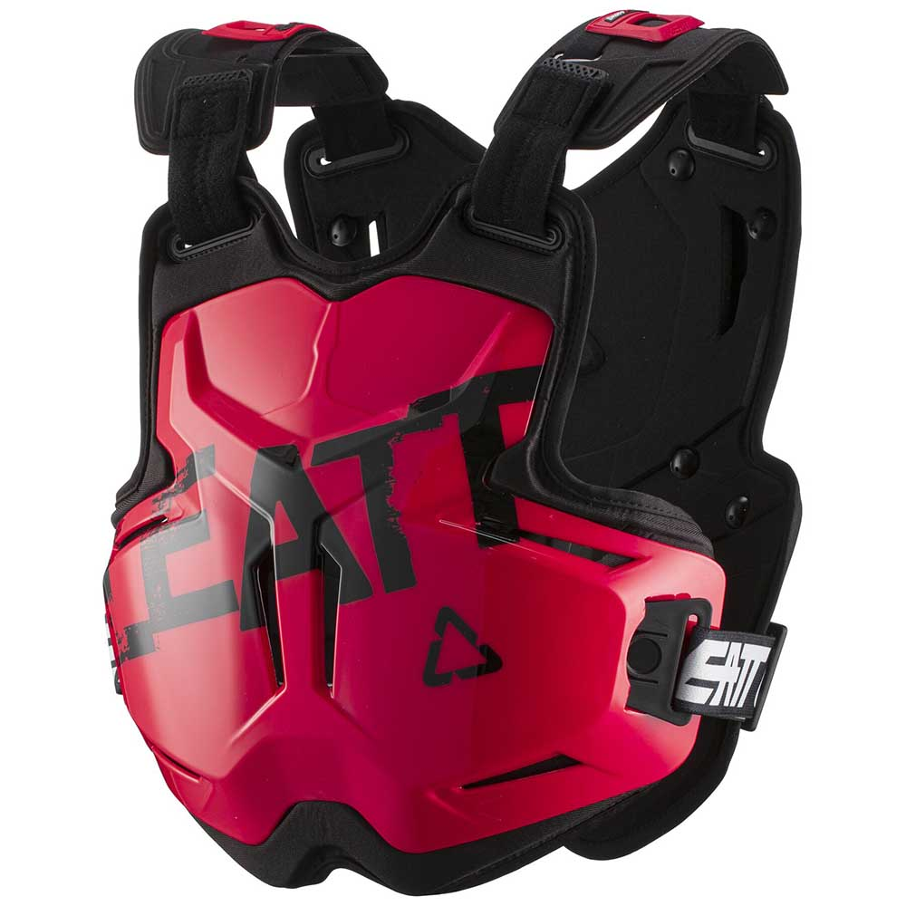 Leatt Chest Protector 2.5 Torque-Red/Black защитный жилет