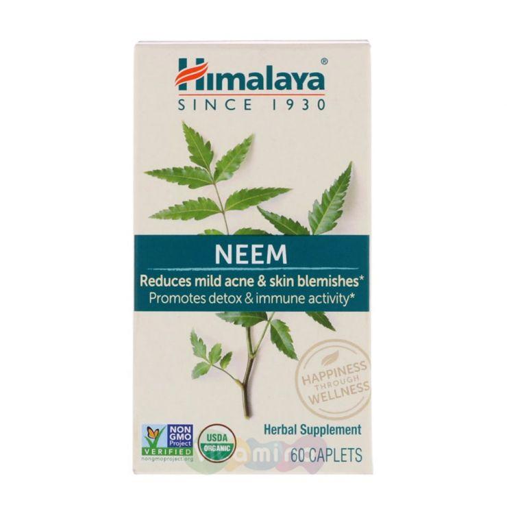 Himalaya Ним Neem, 60 капс
