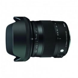 Объектив Sigma AF 17-70mm f/2.8-4.0 DC MACRO OS HSM new Contemporary для Canon EF-S