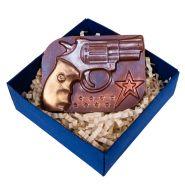 """Шоколад """"Револьвер"""", в коробочке"""