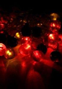 Гирлянда электрическая Космос KOC_GIR30LEDRUBBALL2_RGB ''Елочные игрушки витые'' Разноцветный