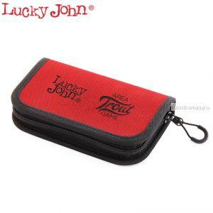 Сумка для блёсен Lucky John (Артикул:LJAT-8004)
