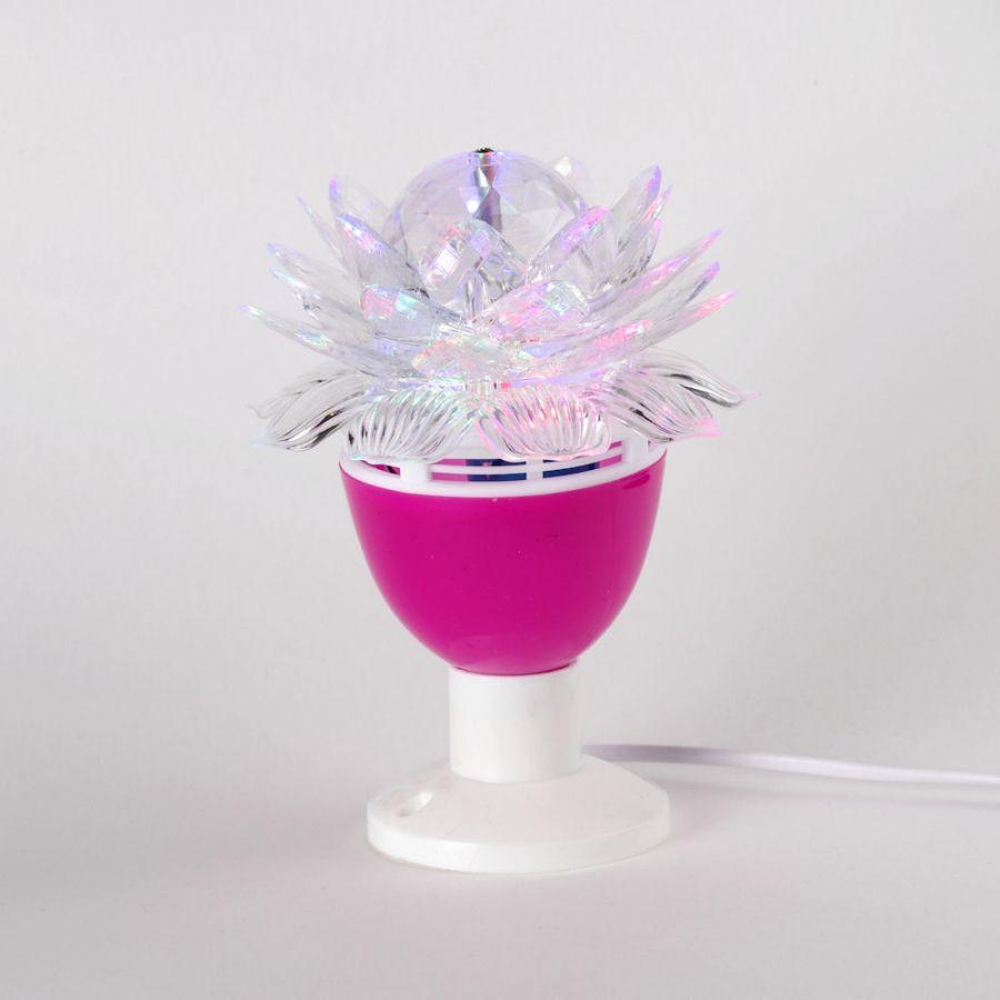 Световая установка OL-001 (цветок с подставкой)