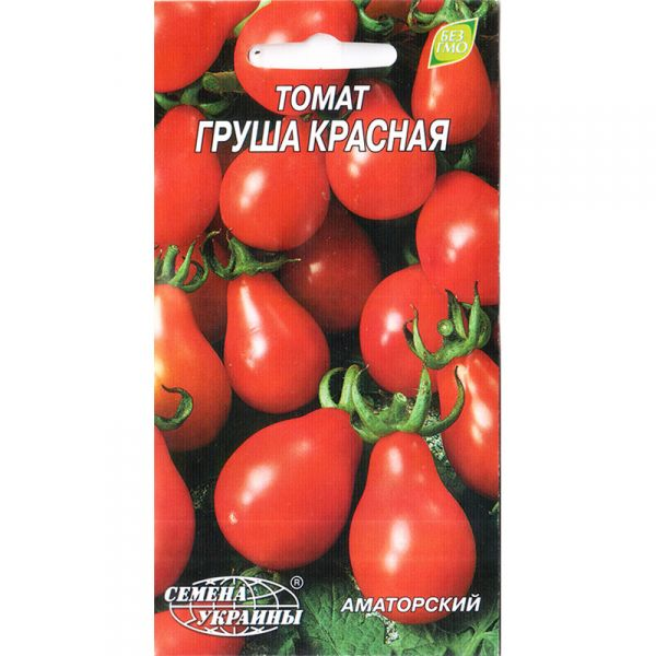 """«Груша красная» (0,2 г) от ТМ """"Семена Украины"""""""