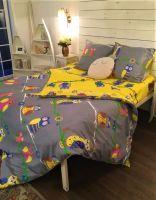 Совы постельное белье из фланели
