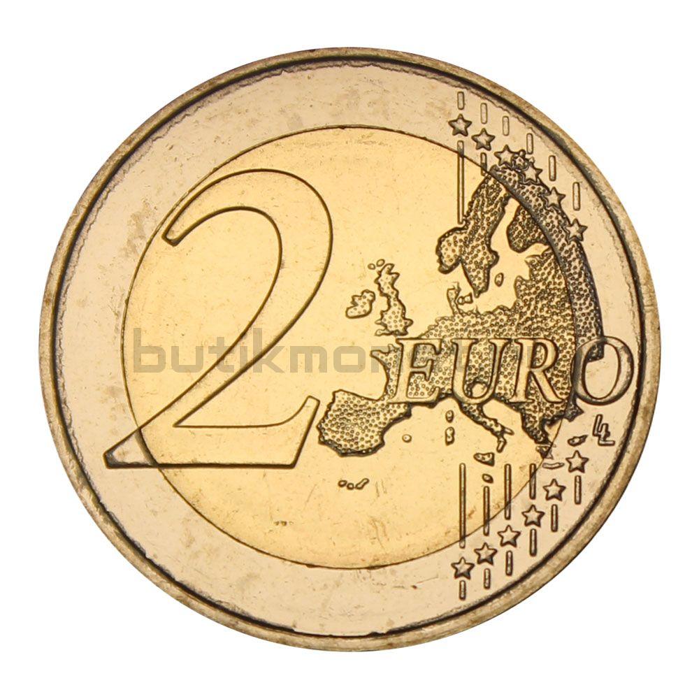 2 евро 2018 Греция 75 лет со дня смерти Костиса Паламаса