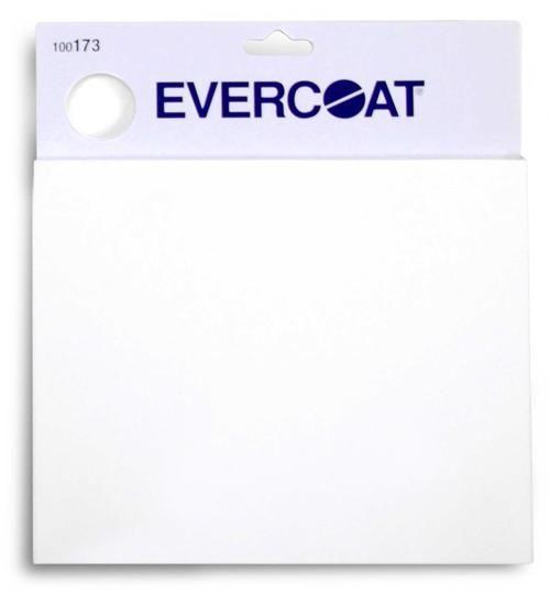 EVERCOAT Одноразовые листы для смешивания шпатлевок, 100 листов, 255см. х 218см.
