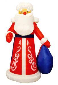 """Надувная фигура """"Дед Мороз"""" (1,8 м)"""