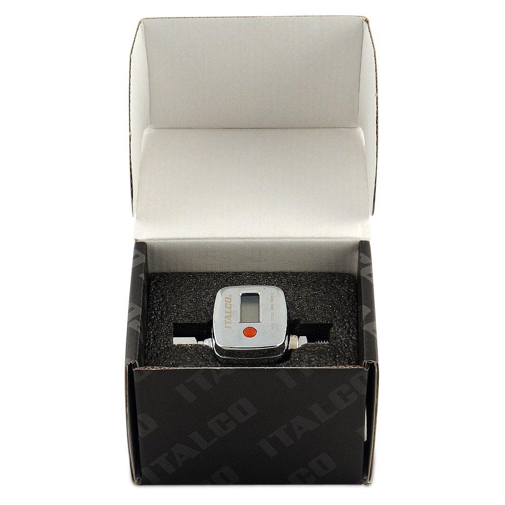 AUARITA Электронный манометр с регулятором давления воздуха