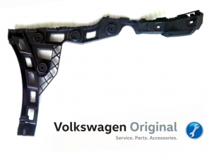 Направляющая заднего бампера правая Volkswagen Polo Sedan