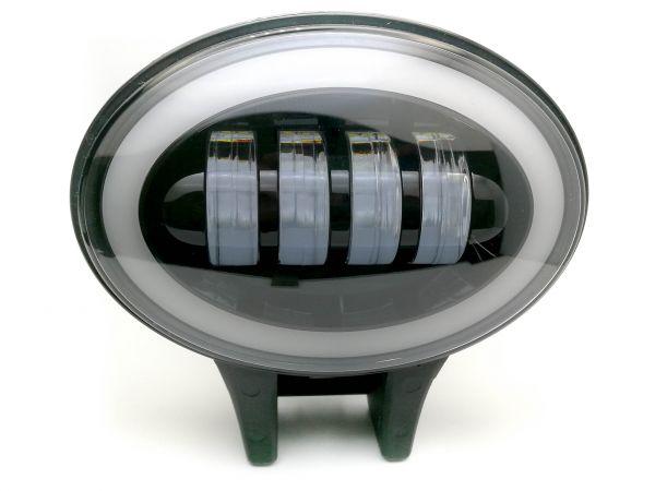 Дополнительные фары водительского света с ДХО 40w комплект