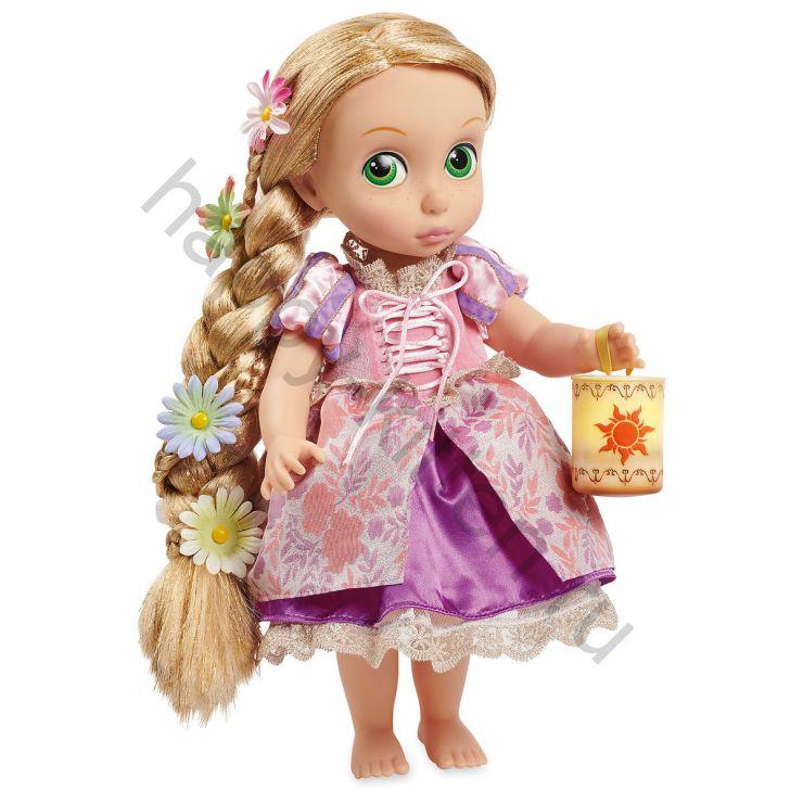 Кукла Рапунцель в детстве ЛЮКС серия