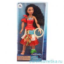 Кукла Моана поющая.