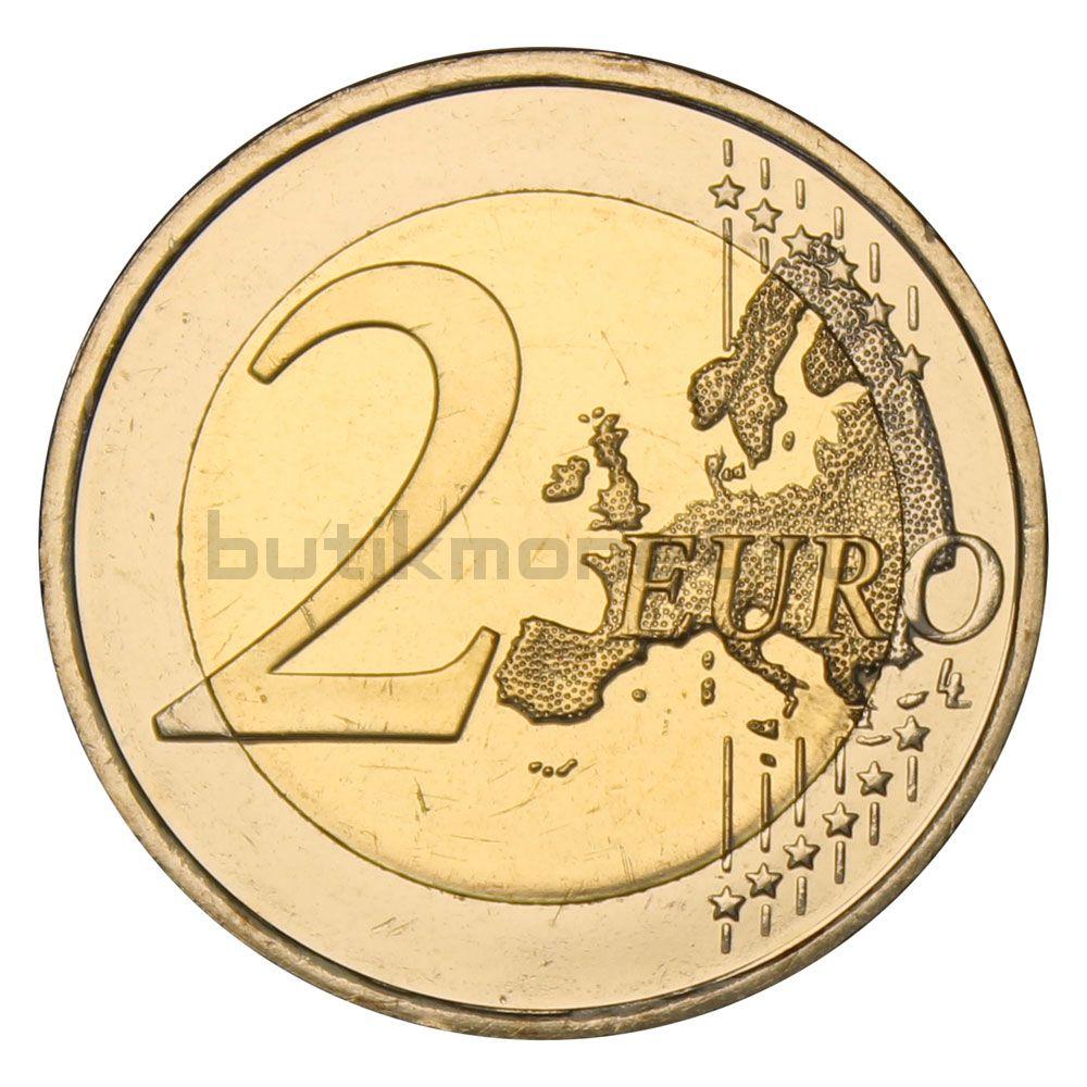 2 евро 2018 Финляндия Финская сауна