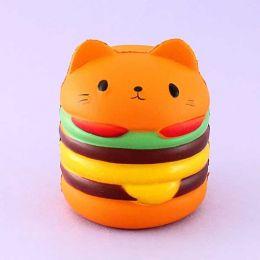 Игрушка анти стресс сквиши (Squishy) Бургер