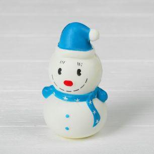 Игрушка анти стресс сквиши (Squishy) Снеговик