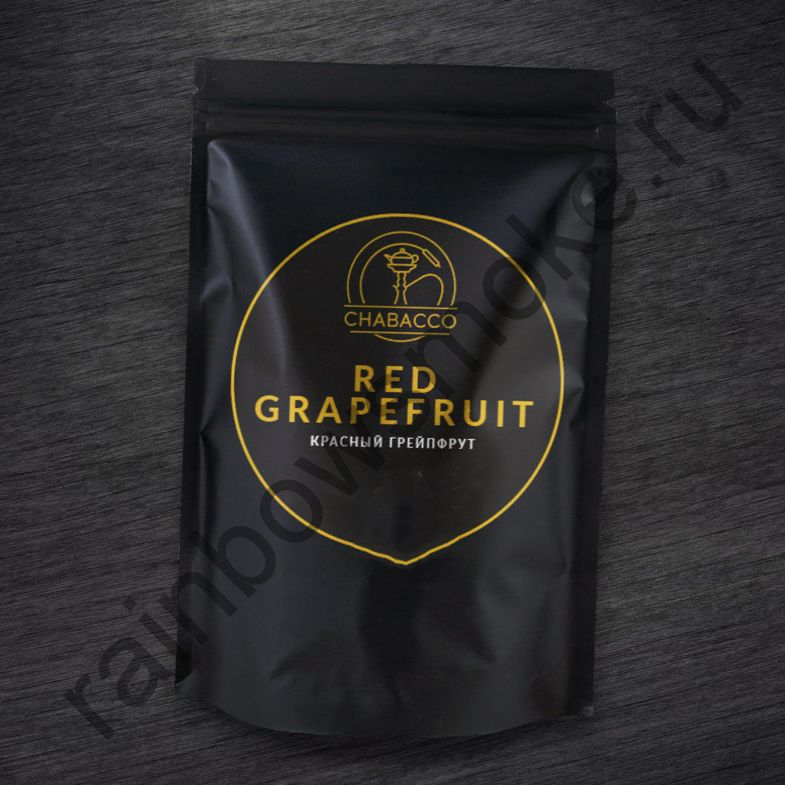 Chabacco Hard 100 гр - Red Grapefruit (Красный Грейпфрут)