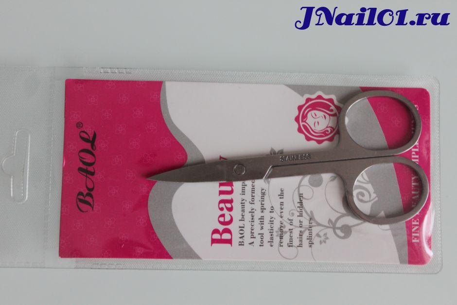 Ножницы для маникюра l-0101 8,5 см