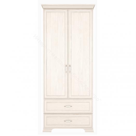"""Шкаф для одежды с ящиками 2-дверный """"Венеция"""" мод. 17"""