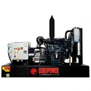 Дизельный генератор EuroPower EP 163 DE