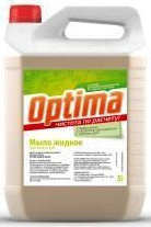 Synergetic Оптима Универсальное моющее средство прозрачное канистра ПЭТ 5 л