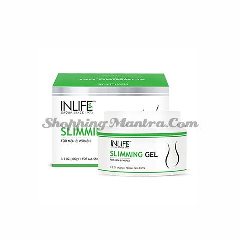 Гель для похудения Инлайф  INLIFE Natural Slimming Gel