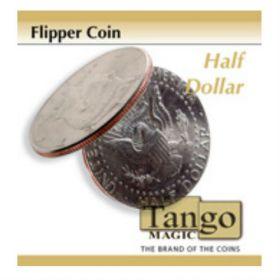 Flipper coin Half Dollar