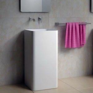 Раковина напольная NS Bath Cube