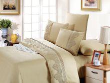 Комплект постельного белья Luxury LACE семейный  Арт.41/002-ML