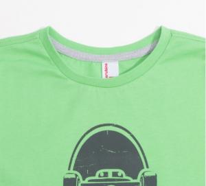 Зеленый джемпер для мальчика