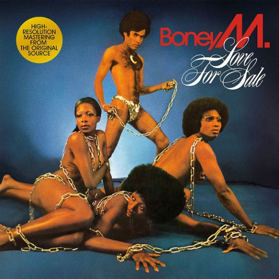 Boney M. 1977-Love For Sale (2017)