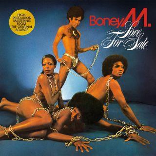 Boney M. 1977-Love For Sale (2017)