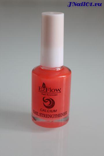 EzFlow, укрепление ногтей розовый, 15 мл.