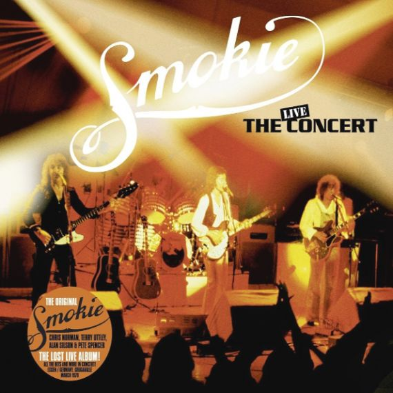 Smokie 1978-The Concert - Live (2017) 2LP