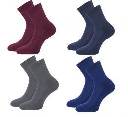 Подростковые носки С593 плюшевый след