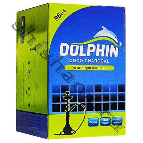 Уголь Dolphin - 22мм³ (96куб)