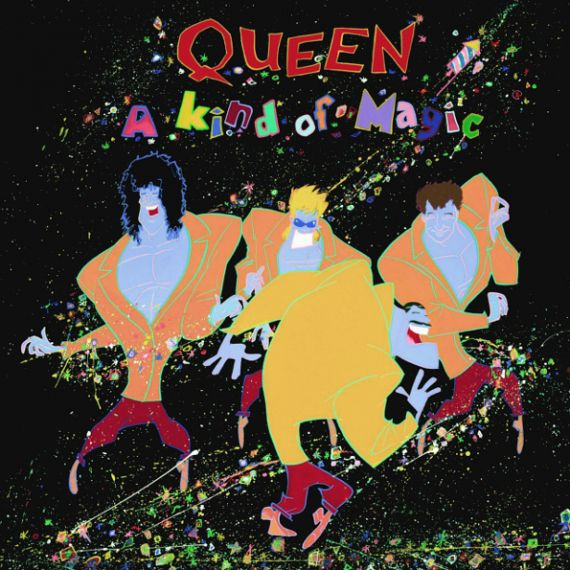 QUEEN  A Kind Of Magic 1986 (2008) USA