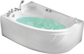 Гидромассажная ванна GEMY G9009 B L