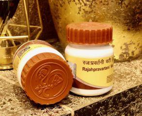 Раджаправартини вати Patanjali Divya Pharmacy 80 таб