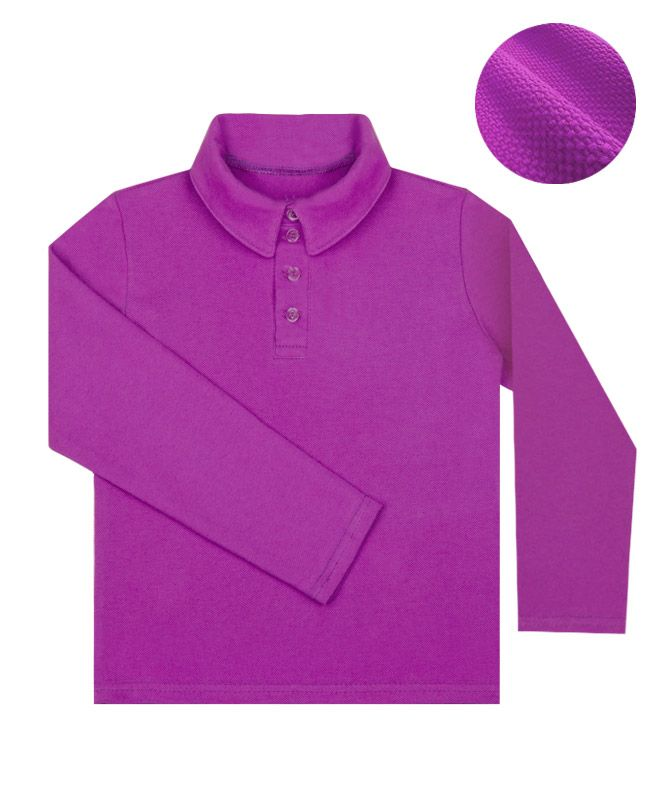 Рубашка-поло для мальчика
