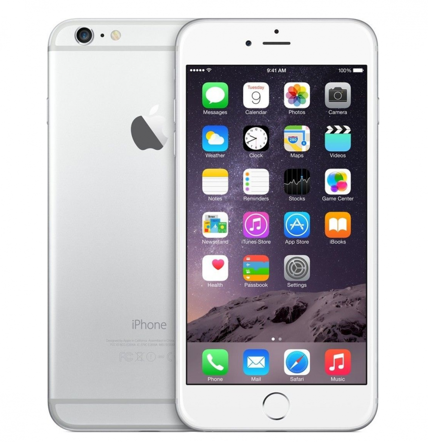 Apple iPhone 6 16GB серебристый