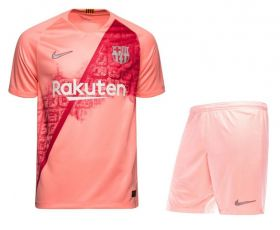 Футбольная форма клуба «Барселона» резервная 2018-2019