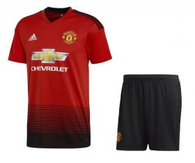 Домашняя форма Манчестер Юнайтед (Manchester United) сезон 2018-2019