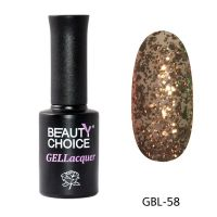 Гель-лак Beauty Choice GBL-58, 10 мл