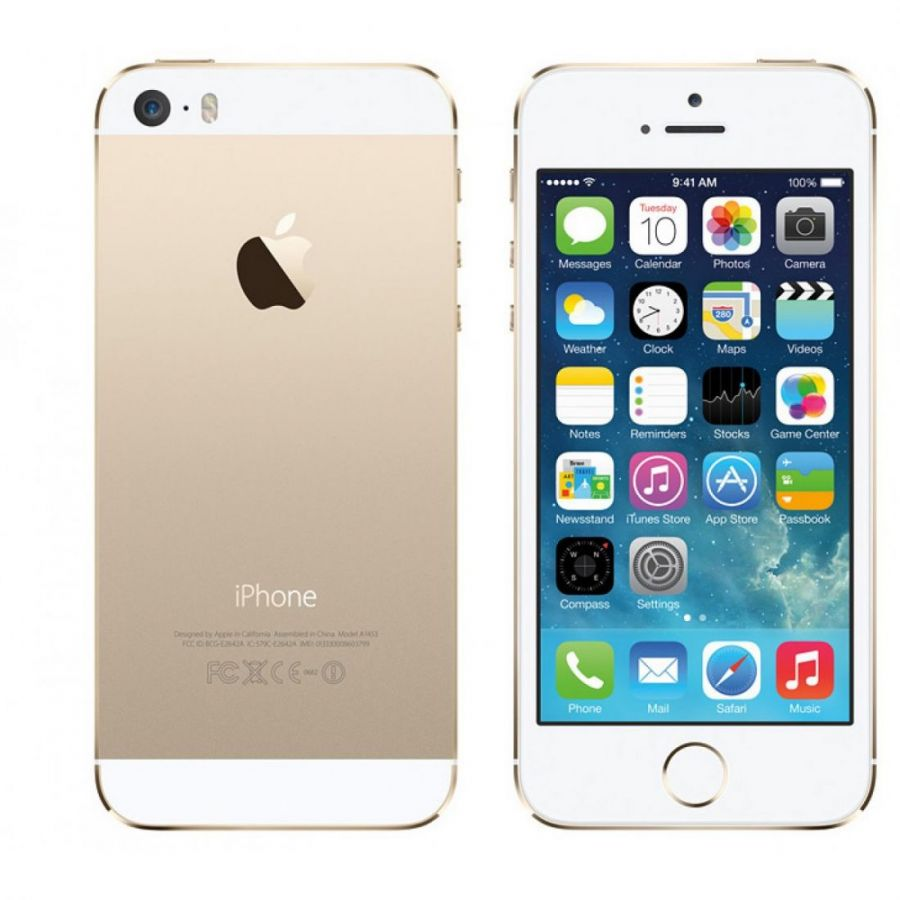 Apple iPhone 5S 64 Gb золотой