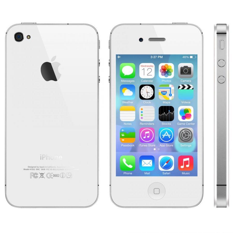 Apple iPhone 4S 64 Gb белый
